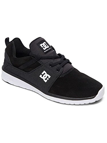 Black Heathrow Sneakers Xskg Se DC White M Battleship da Shoe Uomo U8XSq