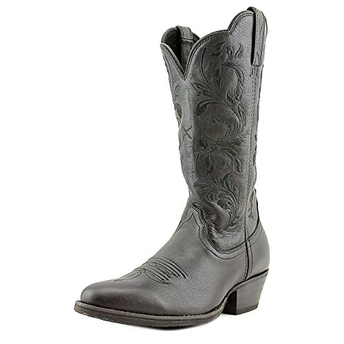 WWT0025 Twisted X Womens Steppin Out Western Boots - Bomber Black