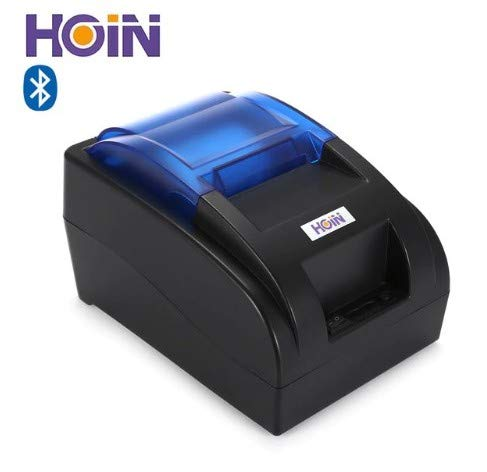 HOIN BIS Certified 58mm Bluetooth + USB Thermal Receipt Printer
