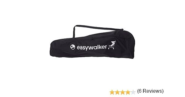 Easywalker - Bolsa de transporte para silla de paseo buggy negro ...