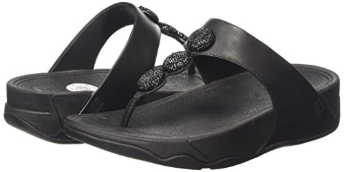 Sandali Petra black Fitflop sugar Black 090 Nero all Donna qZXxEHd