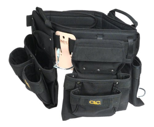 CLC Custom Leathercraft 5605 Professional Carpenters Combo Tool Belt