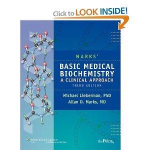 Marks' Basic Medical Biochemistry 3rd (Third) Edition byLieberman pdf