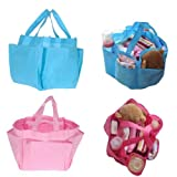 2 Colors Portable Baby Diaper Water Milk Bottle Pouch Storage.