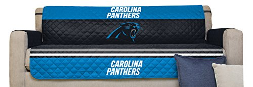 Whether You Are Protecting New Furniture Or Covering Old, The Sofa Couch  Licensed Furniture Protecto. Pegasus Sports NFL Carolina Panthers ...