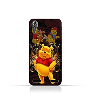 Lenovo K3 TPU silicone Protective Case with Winnie the Pooh Design