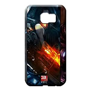 samsung galaxy s6 edge Abstact New Pretty phone Cases Covers mobile phone shells 2011 Mass Effect 3