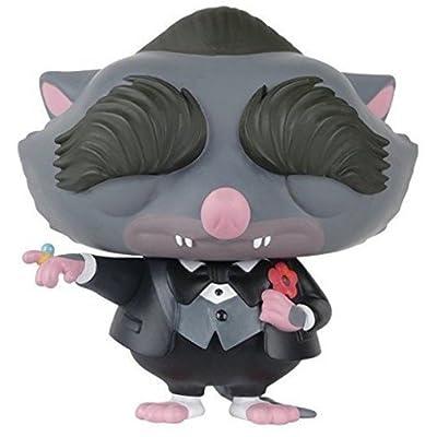 Funko Mr. Big POP Disney: Zootopia Figure: Funko Pop! Disney:: Toys & Games