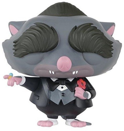 Funko - Figurine Disney Zootopia - Mr Big Pop 10cm - 0849803071530
