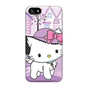 Hot Fashion UtzPC7067aIwdD Design For Ipod Touch 4 Phone Case Cover Protective Case (cute Kitty)