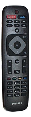 OEM Philips Smart TV Remote Control: 32PFL4609 32PFL4909 40PFL4609 40PFL4909 43PFL4609 43PFL4909 49PFL4609 49PFL4909 50PFL4909 55PFL4609 55PFL4909 58PFL4609 58PFL4909 65PFL4909