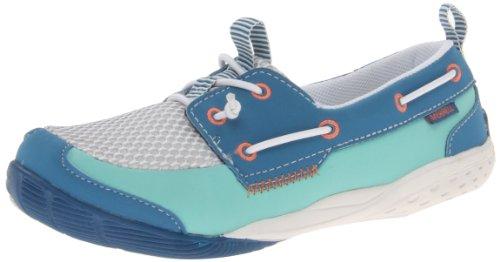 Merrell Dock Glove Sneaker (Toddler/Little Kid/Big Kid),Seaport,7 M US Big Kid (Merrell Kids Glove)
