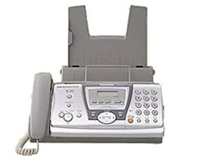 Panasonic KX-FP145 Slim-Design Fax Machine with Answering System