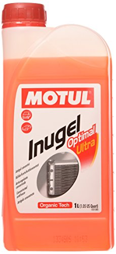 Motul 101069 Inugel Optimal Ultra Antifreeze, 1 - Antifreeze Purple