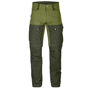 Fjallraven Outdoor Pants Mens Keb Gaiter Trousers 54 Avocado F81178R