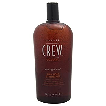American Crew Firm Hold Styling Gel, 33.8-ounce Bottle 0