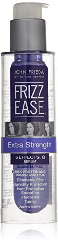 John Frieda Frizz Ease Extra Strength 6 Effects + Serum, 1.69 Ounce