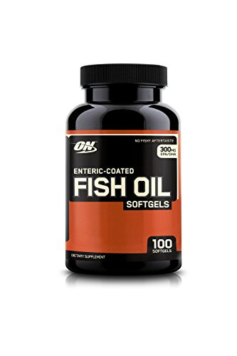 Optimum Nutrition Fish Oil Sof...