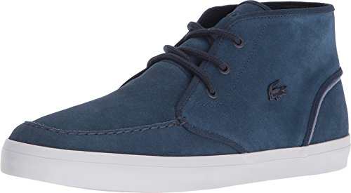 Lacoste Mens Sevrin Mid 316 1 Navy Sneaker