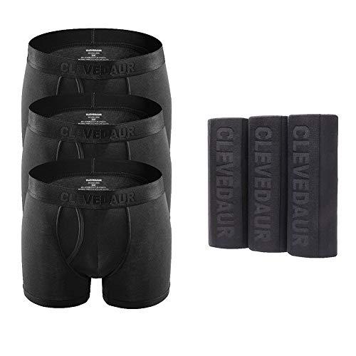 Men's Underwear 3 Pack Ultra Soft Modal