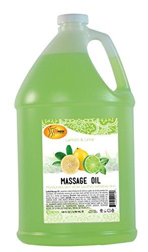 Lime Spa - Spa Redi Massage Oil (Lemon & Lime)