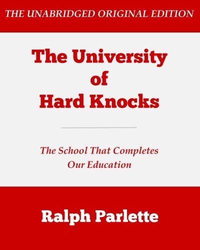 Download The University of Hard Knocks (Large Print Edition) ebook