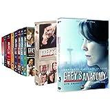 Grey's Anatomy (À Coeur Ouvert) - Intégrale Reconstituée Saisons 1 + 2 + 3 + 4 + 5 + 6 + 7 + 8 + 9 + 10 + 11