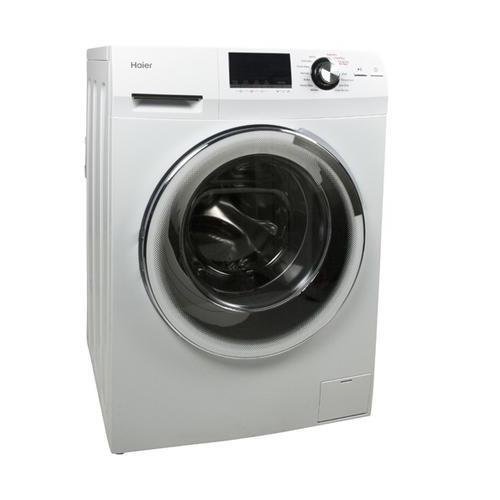 Haier HLC1700AXW Compact Laundry Combo Washer/Dryer, White