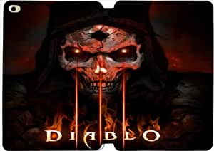 Diablo-8 iPad Mini 4 Case Leather Smart Cover With Flip Stand Protective Cover New Colorful