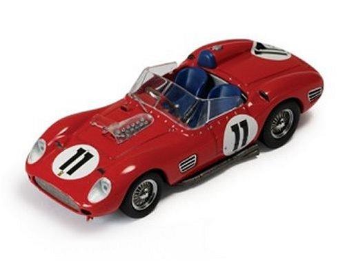 IXO Diecast Model Ferrari TR60 (1960 Le Mans Winner) in Red (1:43 scale)