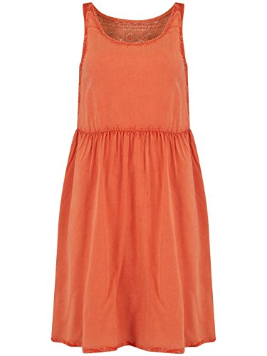 Animal Lacee terracotta red Kleid Kleid Fr5qwFO