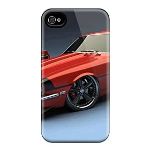 GCqilCQ1271zHwTn MeSusges Chevrolet Ss Durable Iphone 4/4s Flexible Soft Case