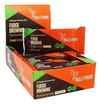 Bulletproof Collagen Protein Protein [並行輸入品] Bars 12 B07N4LX62B Bars (Fudge Brownie) [並行輸入品] B07N4LX62B, MASPHALTO:f54ce4ff --- ijpba.info