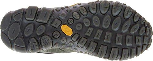 Merrell Chameleon II Waterproof Mid Leather J09377 Zapatos de senderismo Hombre,BELUGA