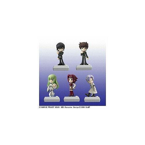 Chibi Voice Code Geass first series BOX
