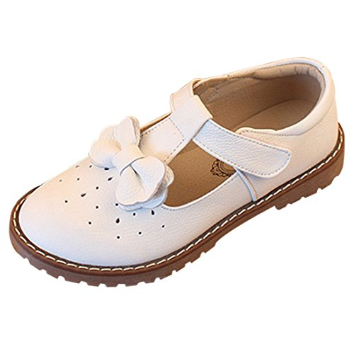 Jasmine Sparkle Child Shoes - O&N Kid Girls Princess Dance Shoe Dress Up Cosplay Wedding Shoes Mary Jane