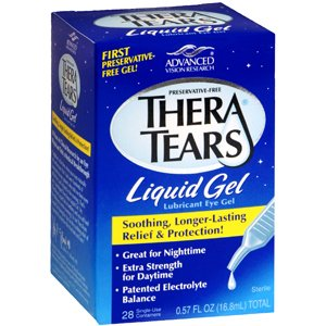 Thera Tears Liquid Gel (THERA TEARS LIQUID GEL UNIT DOSE 28 EACH)