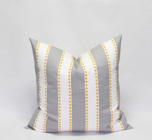 Grey Pillow Covers, Decorative Pillow Cushion Cover 18