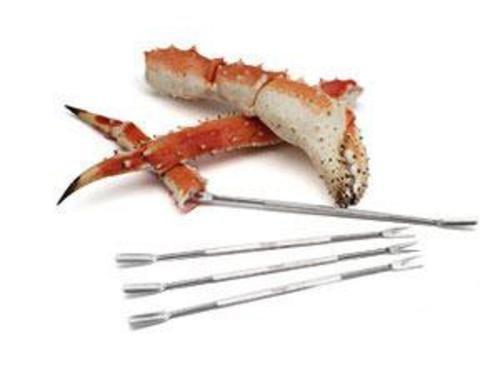 SCI/Scandicrafts, Inc. 7-in. Lobster and Crab Forks.
