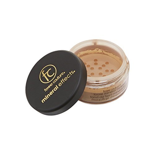 Femme Couture Sally Beauty Mineral Effects Loose Mineral Makeup Tan