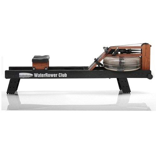 WaterRower Club Rowing Machine w/ S4 Monitor & Hi Rise