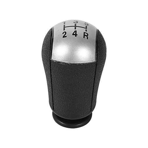 Akozon Car 6 Speed Gear Shift Lever Knob Head for Chevrolet Cruze 2008-2012