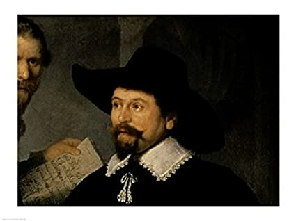 Amazon The Anatomy Lesson Of Dr Nicolaes Tulp 1632 Poster