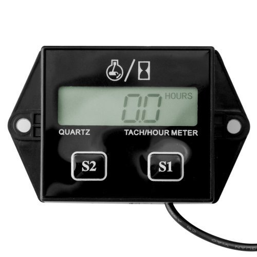 Hard Line Hour Meter : Galleon hardline products hr re settable hour