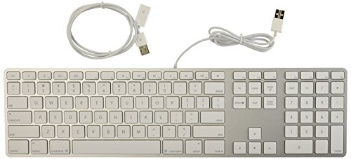 Apple Keyboard Compatible v 10 6 8 MB110LL product image