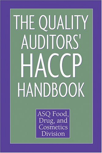 The Quality Auditor's Haccp Handbook