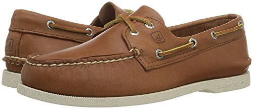 Sperry Top-sider Heren A / O 2 Eye Bootschoen, Tan, 7 M Ons