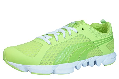 Puma Formlite XT Ultra Womens Running Sneakers - Shoes-Lime-6.5