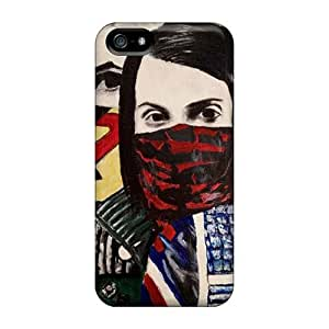 AaronBlanchette Iphone 5/5s Bumper Hard Phone Cover Custom Lifelike My Chemical Romance Band Series [EED15085NTjJ]