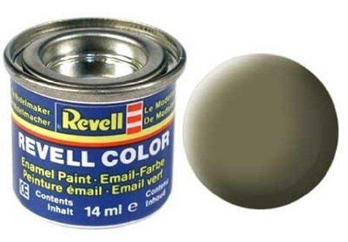 Revell Enamels 14ml Light Olive Matt Pai - Light Olive Matt Shopping Results
